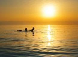 Масада и Мертвое море-2