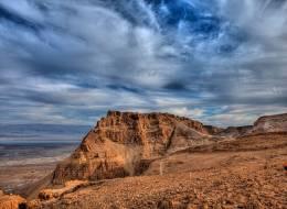 Масада и Мертвое море-239