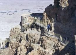 Масада и Мертвое море-233