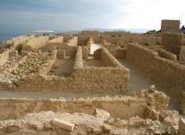 Масада и Мертвое море-234