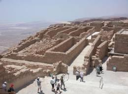 Масада и Мертвое море-235