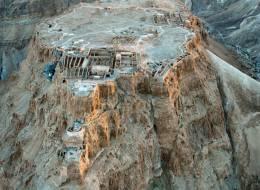 Масада и Мертвое море-236