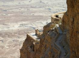 Масада и Мертвое море-237