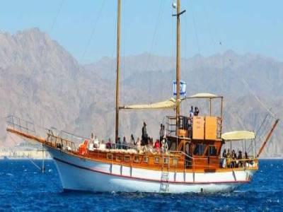 Круиз на яхте по Эйлатскому заливу с обедом|escape
