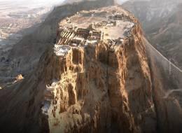 Масада и Мертвое море-398