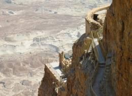 Масада и Мертвое море-395
