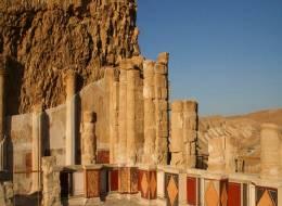 Масада и Мертвое море-396