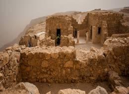 Масада и Мертвое море-397