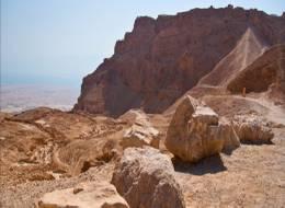 Масада и Мертвое море-409