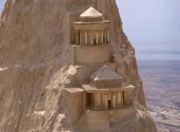 Масада и Мертвое море-400