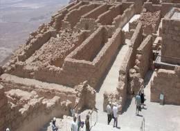 Масада и Мертвое море-401