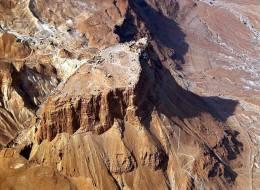 Масада и Мертвое море-402