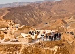 Масада и Мертвое море-403