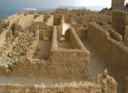 Масада и Мертвое море-404