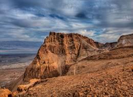 Масада и Мертвое море-406