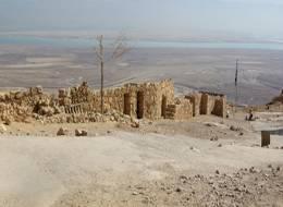 Масада и Мертвое море-411