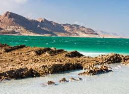 Масада и Мертвое море-5
