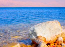Масада и Мертвое море-6
