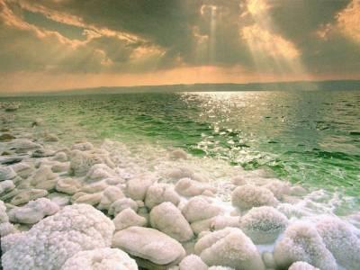 Мёртвое море|escape