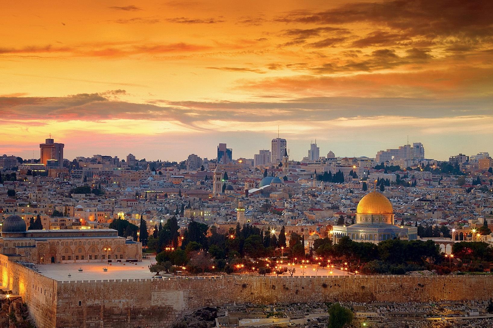 Путешествие по Иерусалиму